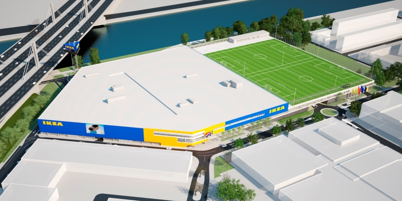 Football Roof Sportspace